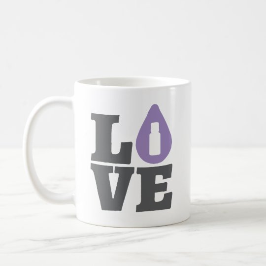 LOVE Essential Oils Coffee Mug