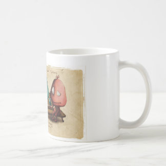 Love Estrange Critters Basic White Mug