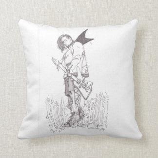 Love Eternal Metal Head Pillow Cushion