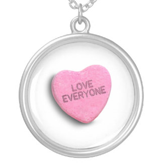 LOVE EVERYONE CANDY CUSTOM NECKLACE