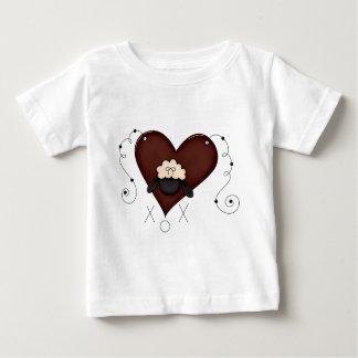 Love Ewe Baby T-Shirt