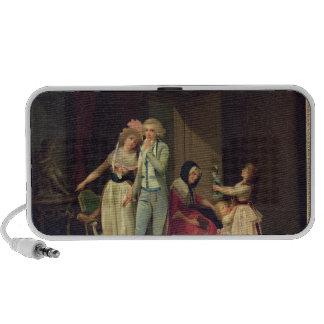 Love Extinguish it, or The Philosopher' Portable Speakers