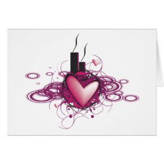 Love Factory Greeting Card