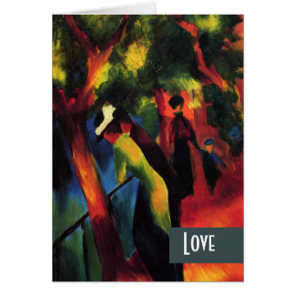 Love. Fine Art Valentine's Day Cards