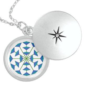 Love Flower Design 182 Necklace