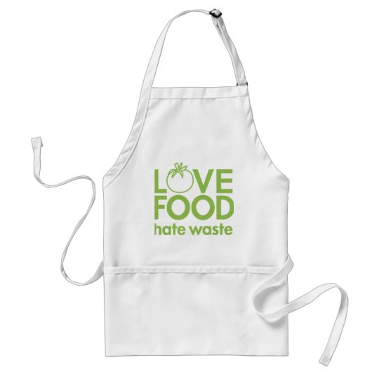 Love food hate waste standard apron