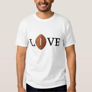 Love Football T-shirts