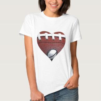 LOVE FOOTBALL T SHIRTS