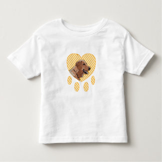 Love for a Golden Retriever Tees