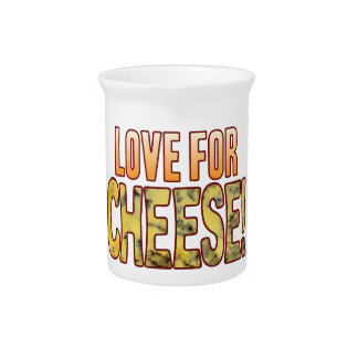 Love For Blue Cheese Pitcher