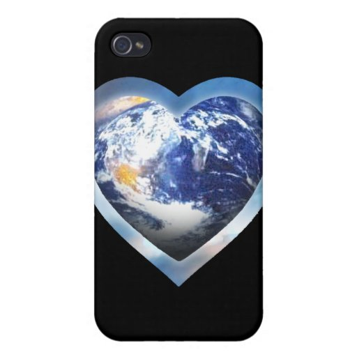 love for earth iPhone 4 case
