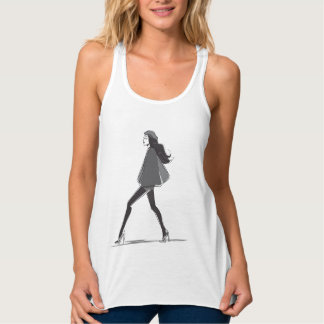 Love for fashion tank top