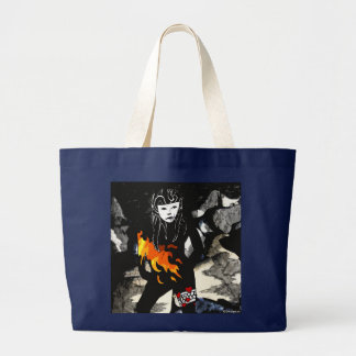Love for fire Tote Bag