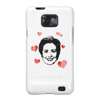 Love for Hillary Faded.png Galaxy SII Case