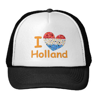 Love for Holland Cap