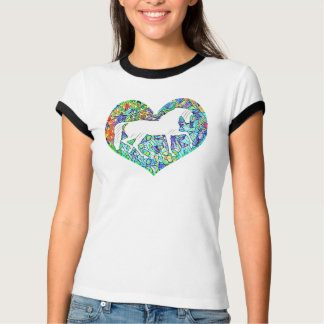 Love for Horses T-Shirt