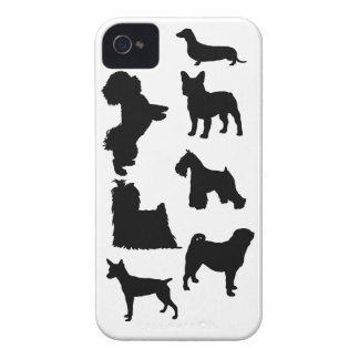 Love for Little Doggies iPhone 4 Covers