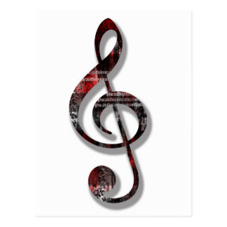 Love for Music Postcards