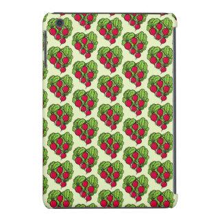 Love for Radishes iPad Mini Cases