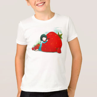 Love for Strawberries Shirt