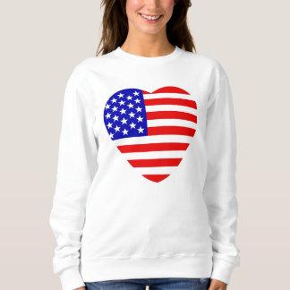 Love for the USA Sweatshirt