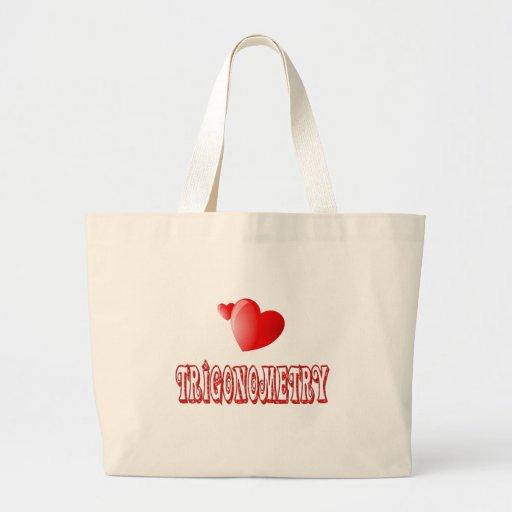 Love for Trigonometry Bag