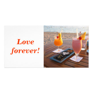 Love forever photo cards
