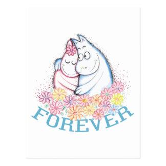 Love Forever Postcard