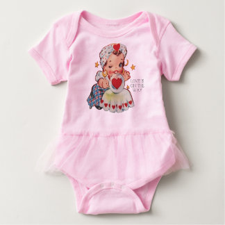 Love fortune!! baby bodysuit