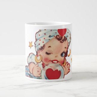 Love Fortune! Large Coffee Mug