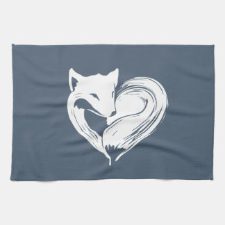 Love Foxes Kitchen towel