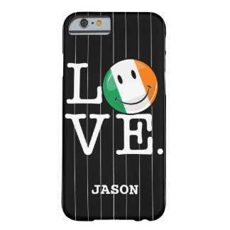 Love From Ireland Smiling Flag Barely There iPhone 6 Case