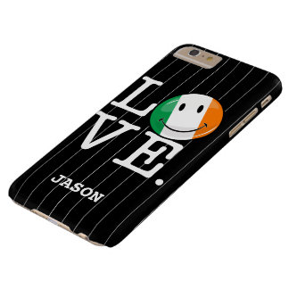 Love From Ireland Smiling Flag Barely There iPhone 6 Plus Case
