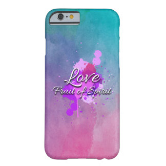 Love, Fruit of the Spirit Barely There iPhone 6 Case