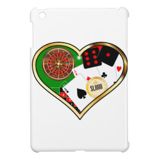 Love Gambling iPad Mini Cover
