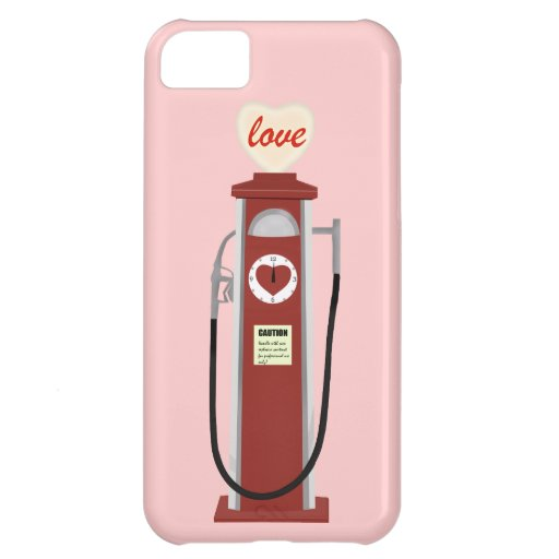 Love Gas Pump iPhone 5C Cover