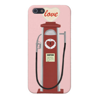 Love Gas Pump Case For iPhone 5/5S