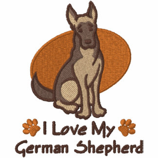 Love German Shepherd