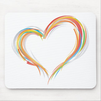 Love Gift Mouse Pads