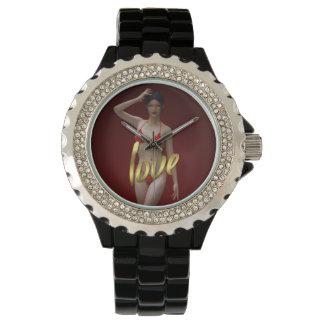 Love Girl Xiao Wen Wrist Watch