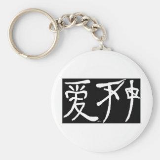 love god 001invert keychains