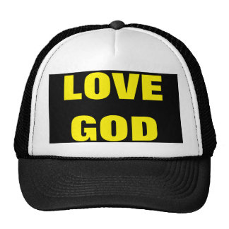 Love God Evangelism Hat