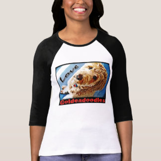 Love Goldendoodles Graphic t-shirt