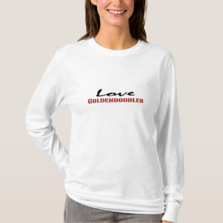 Love Goldendoodles shirt