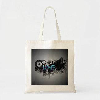 LOVE Graffiti Tote Bag