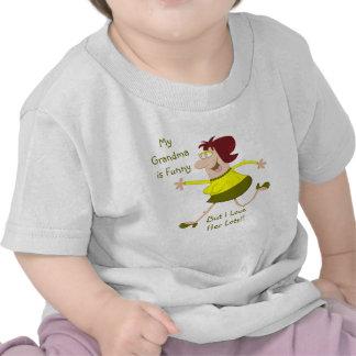 Love Grandma Infant T-Shirt Template