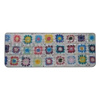 love granny square wireless keyboard