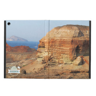 Love Greece iPad case