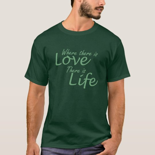 love grn T-Shirt