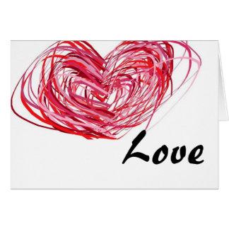 Love Grows Deeper Greeting Card